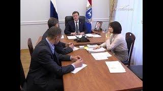 Глава региона Дмитрий Азаров провел личный прием граждан