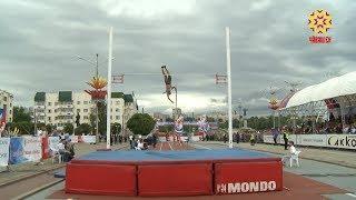 Впервые 12 июня в Чебоксарах прошел всероссийский турнир по прыжкам с шестом вне стадиона.