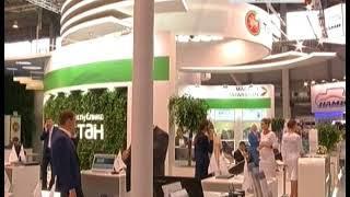 Технологии будущего  Челябинские промышленники презентуют свои разработки на международной выставке