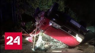 ДТП в Чувашии: столкнулись фура и микроавтобус, 12 человек погибли