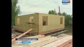 В  селе Именево Красноармейского района появится  новый фельдшерский пункт