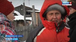 ЧП в Алтайском крае: в двух посёлках сгорели насосы водонапорных башен, население осталось без воды