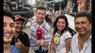 «Это свободная страна». Как журналистов RTVI приняли в Мексике, где они снимали репортаж о мигрантах