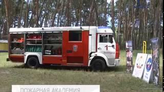 Мастер-класс для юных пожарных преподали в детском лагере