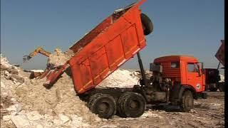 С начала зимы из Ярославля вывезли более 90 тысяч кубов снега