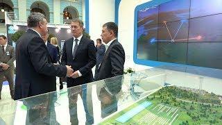 Высокоскоростная железнодорожная магистраль Москва-Екатеринбург может пройти через Уфу