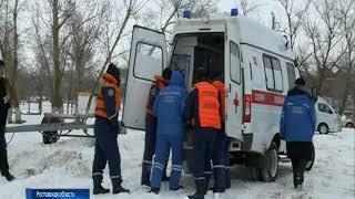 В районе Веселовского водохранилища погибли два рыбака