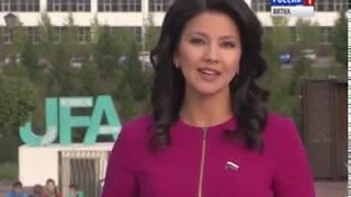 Поздравления ГТРК Вятка от федеральных коллег - телеведущих холдинга ВГТРК (ГТРК Вятка)