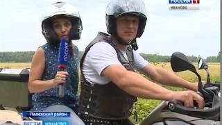 Почти две недели палехские байкеры путешествовали по Алтаю и Монголии