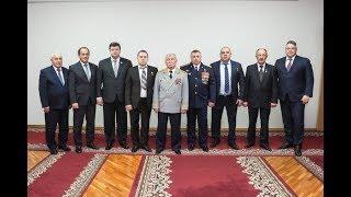 Героев России чествовали в Ставрополе