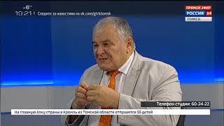 Интервью. Александр Сайбединов, директор Губернаторского Светленского лицея, народный учитель РФ