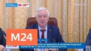 Явка на выборах президента в Москве на 12:00 превысила 18 процентов - Москва 24