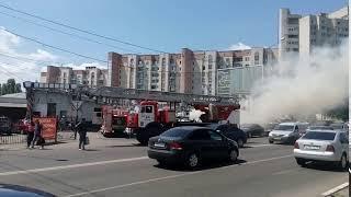 "Пожар у рынка ""Придача"""