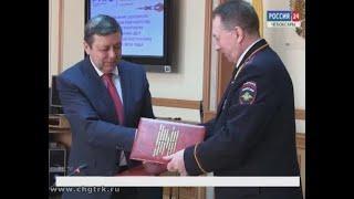 Министерство внутренних дел по Чувашии и Кооперативный институт подписали  соглашение о кадровом сот