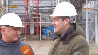 Гидрометаллургический завод начал работу в Лермонтове