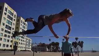 Ставропольчанка установила рекорд Гиннеса в Лос Анджелесе 2