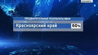 В Крайизбиркоме объявили предварительные итоги выборов Президента РФ
