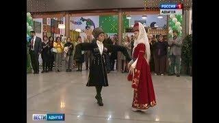 В крупнейшем центре «Фуд Сити» в Москве заработал выставочный павильон Адыгеи