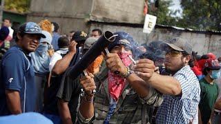 Никарагуа: исход и протесты