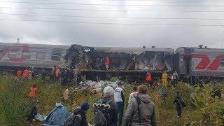 В Югре осудили водителя самосвала, который на полной скорости врезался в поезд