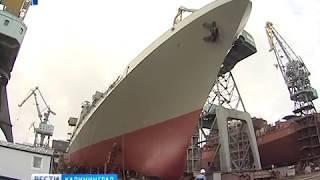 В течение 2х лет из Калининграда в Индию поставят два многоцелевых фрегата «Тальвар»