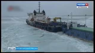 Морской порт «Астрахань» сегодня загружен на 100%
