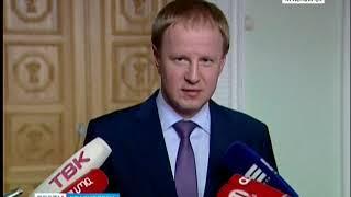 Владимир Путин назначил Виктора Томенко временно исполняющим обязанности губернатора Алтайского края