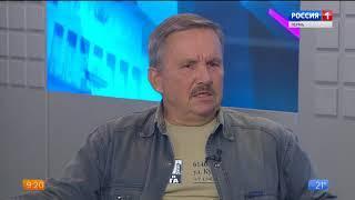 Гость студии Павел Подкладов