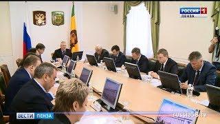 Пензенский губернатор раскритиковал работу министра с перевозчиками