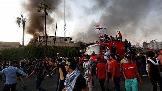В Басре усилены меры безопасности