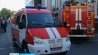 В Калининграде окурки чуть не сожгли «Европу»