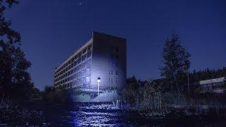 «Застывшее время»: ночью в заброшенном санатории посреди леса