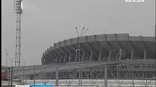 """Футбольный матч """"Енисей"""" - """"Краснодар"""" пройдет на поле соперников"""