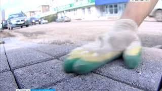 Ремонт проспекта Мира в Красноярске ко Дню города полностью закончен не будет