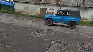 Жители Партизанска жалуются на состояние городских дорог. 1