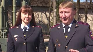 Песни Победы. УМВД Псковской области