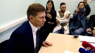 Новый губернатор Хабаровского края Сергей Фургал