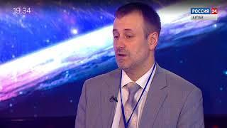 Физик Роман Райкин рассказал об изучении алтайскими учёными космических лучей