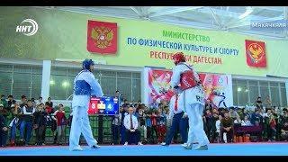 Тхэквондисты из Дагестана победили на домашнем чемпионате России