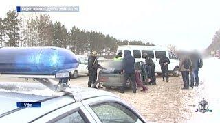 Под Уфой полицейские задержали подпольных оружейников