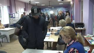 Вячеслав Шпорт проголосовал на выборах губернатора Хабаровского края