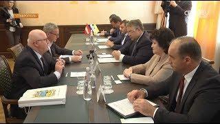 Австрийский посол посетил Ставропольский край