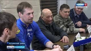 В Устьянской Малиновке - последний соревновательный день финала Кубка России по лыжным гонкам