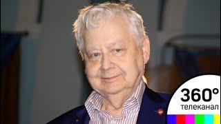 Скончался народный артист Олег Табаков