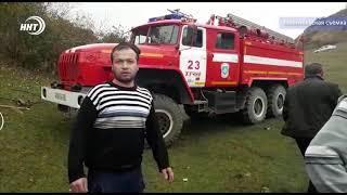 Двое рабочих погибли при обвале грунта в Табасаранском районе