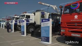 Премьер Дагестана принял участие в торжественном старте масштабных учений энергетиков