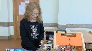 Магаданская девочка – роботехник выиграла Всероссийский конкурс