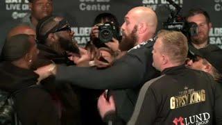 Бокс: Фьюри против Уайлдера