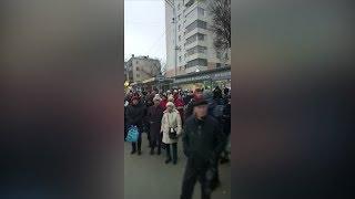 Ситуация с общественным транспортом в Уфе остаётся напряжённой