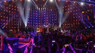 """Лиссабон готовится к финалу """"Евровидения"""""""
